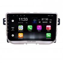 OEM 9 polegadas Android 10.0 para 2014 2015 2016 Haval H2 (etiqueta vermelha) Rádio Bluetooth HD Touchscreen Sistema de navegação GPS com suporte para Carplay DAB +