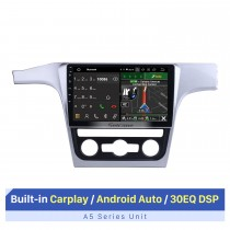 10,1 polegadas 2014-2015 VW VolksWagen Passat Android 10.0 In Dash Rádio Bluetooth Carro Sistema de navegação GPS TV IPhone 3G WiFi USB SD