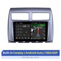 Tela sensível ao toque HD de 9 polegadas para 2017 MG 3 Autostereo Android Auto com DSP Car Audio System Support OBD2