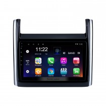 Andriod 10.0 HD Touchscreen de 10,1 polegadas 2017 Chang'an Auchan X70A Sistema de navegação GPS para carro com Bluetooth com suporte para Bluetooth Carplay DAB +