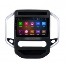 Android 10.0 para 2019 MG HECTOR Sistema de navegação GPS de 9 polegadas Bluetooth HD Touchscreen com suporte para DSP SWC