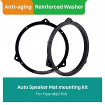 Auto Car Ring Speaker Mat Plates Bracket for Hyundai/KIA