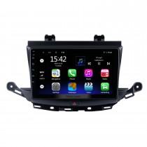 Andriod 10.0 HD Touchscreen de 9 polegadas 2015 Rádio do carro Buick Verano Sistema de navegação GPS com suporte para Bluetooth Carplay