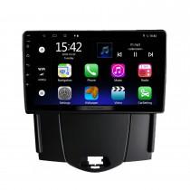 Android de 9 polegadas 10.0 para BYD F3 2014-2015 Sistema de navegação GPS por rádio com tela sensível ao toque HD com suporte para Bluetooth Carplay OBD2