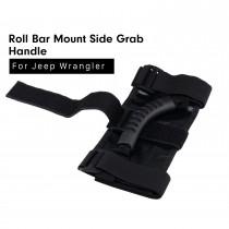 Acessórios de carro Kit de segurança para pega de suporte de barra de rolagem para Jeep Wrangler