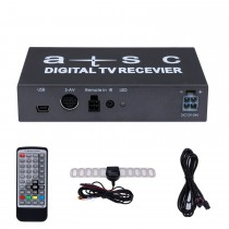 TV Digital ATSC Para Seicane Car DVD Player