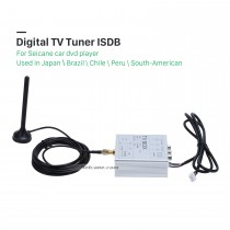 Digital TV Tuner ISDB-T For Seicane car dvd player