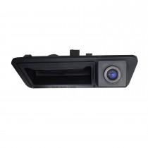 HD Wired Estacionamento backup Invertendo Camera para 2011-2013 VW Volkswagen Touareg 2012-2013 Sharan Waterproof régua de quatro cores e logo LR Night Vision frete grátis