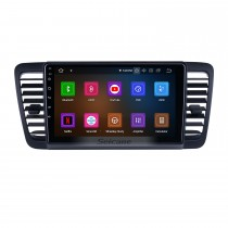 HD Touchscreen de 9 polegadas para 2004 2005 2006-2009 Subaru Legacy Radio Android 10.0 Sistema de Navegação GPS Bluetooth Carplay support DSP TPMS