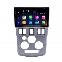 Android 10.0 9 polegadas para 2004 2005 2006 2007 2008 Renault LOGAN L90 Rádio HD Touchscreen Navegação GPS com suporte Bluetooth Carplay DVR