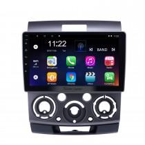 9 polegada Android 10.0 GPS Rádio de Navegação para 2006-2010 Ford Everest / Ranger Mazda BT-50 Com HD Touchscreen suporte a Bluetooth Carplay TPMS
