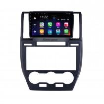 Android 10.0 9 polegadas para 2007 2008 2009-2012 Land Rover Freelander Radio HD Touchscreen Navegação GPS com suporte Bluetooth Carplay DVR