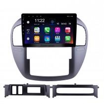 10.1 polegada Android 10.0 GPS Rádio de Navegação para 2008-2014 Fxauto LZLingzhi com HD Touchscreen Bluetooth USB WIFI suporte AUX Carplay SWC TPMS