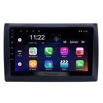 2010 Fiat Stilo Android 10.0 HD Touchscreen 9 polegadas AUX Bluetooth WIFI USB GPS Navegação por rádio suporte OBD2 SWC Carplay DVR