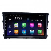 9 polegada Android 10.0 HD Touchscreen GPS de Navegação Rádio para 2013-2016 Hyundai Mistra com suporte Bluetooth AUX DVR Carplay TPMS câmera de Backup