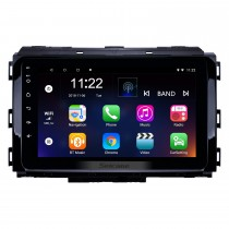 8 polegada HD Touchscreen Android 10.0 2014-2019 Kia Carnaval Navegação GPS Rádio com USB WIFI Bluetooth suporte SWC Carplay Controle de Volante