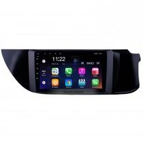 Android 10.0 9 polegada HD Touchscreen GPS de Navegação GPS para 2015-2018 Suzuki Alto K10 com suporte Bluetooth WIFI Carplay SWC