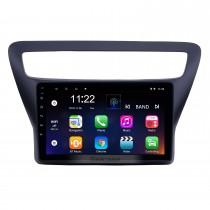 2016-2018 Chevy Chevrolet Lova RV Android 10.0 HD Touchscreen 9 polegadas Rádio Navegação GPS com suporte Bluetooth Carplay SWC
