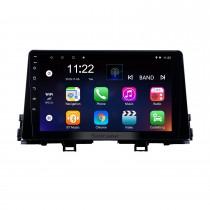 2016 Kia Manhã Android 10.0 HD Tela Sensível Ao Toque de 9 polegadas Unidade Cabeça Bluetooth GPS Navegação Rádio com suporte AUX WIFI DVR SWC Carplay