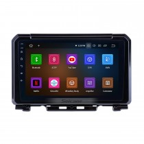 2019 Suzuki JIMNY Touchscreen Android 10.0 9 polegada Navegação GPS Rádio Bluetooth Multimedia Player Carplay Música suporte AUX Digital TV 1080 P