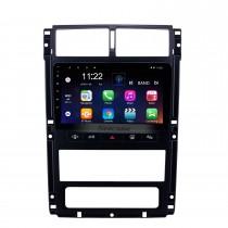 OEM 9 polegada android 10.0 rádio para peugeot 405 bluetooth wifi hd touchscreen gps suporte de navegação carplay câmera traseira