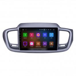 Android 11.0 для 2015 Kia Sorento RHD Радио 10,1-дюймовый GPS-навигатор Bluetooth HD с сенсорным экраном Поддержка Carplay SWC