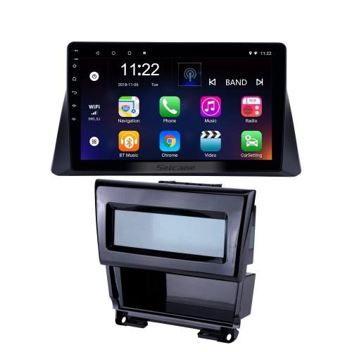 10,1 дюйма 2008 2009 2010 2011 2012 Honda accord 8 Android 10.0 Радио GPS-навигация Bluetooth Музыка WIFI USB Mirror Link Автомобильная поддержка стерео DVR OBD2 Управление рулевого колеса Резервная камера