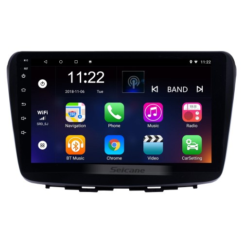 9-дюймовый Android 10.0 2016 Suzuki Baleno в приборной панели GPS-навигатор Bluetooth 3G WI-FI Беспроводная камера заднего вида OBD2 Зеркальная связь Управление рулевого колеса