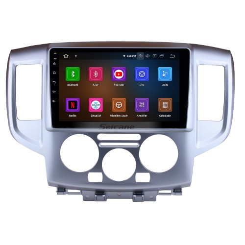8 Inch DVD Navigation System Touch Screen For 2009-2015 NISSAN NV200 With Bluetooth Remote Control TV tuner Radio