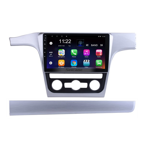 10,2-дюймовый Android 5.0.1 2013 2014 2015 VW Volkswagen Passat радио с 4G Wi-Fi Bluetooth Зеркало Link процессор Quad Core сенсорный экран управления с рулевого колеса