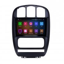 Сенсорный экран HD для 2006 2007 2008-2012 Chrysler Pacifica Radio Android 11.0 10.1-дюймовый GPS-навигатор Поддержка Bluetooth Carplay DAB +