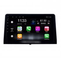 10,1-дюймовый Android 10.0 для 2019 Peugeot Rifter Радио GPS-навигация с HD сенсорным экраном Поддержка USB Bluetooth DAB + Carplay