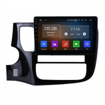 2014 2015 2016 2017 Mitsubishi Outlander 10.1-дюймовый Android 9.0 HD сенсорный экран GPS Blurtooth Navigation Wifi AUX SWC Carplay USB поддержка DVR 1080P Video TPMS