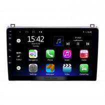 9-дюймовый Android 10.0 для 2006-2010 PROTON GenⅡ Radio GPS-навигационная система с сенсорным экраном HD Поддержка Bluetooth Carplay OBD2