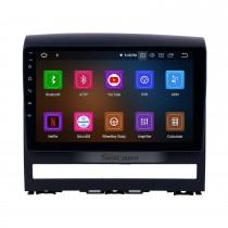 2009 Fiat Perla Android 11.0 9-дюймовый GPS-навигация Радио Bluetooth HD Сенсорный экран USB Поддержка Carplay DVR DAB + OBD2 SWC
