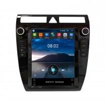 Сенсорный экран HD для 2004 AUDI A6 Radio Android 10.0 9,7-дюймовая система GPS-навигации с поддержкой Bluetooth USB Цифровое ТВ Carplay