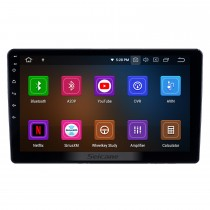 10,1 дюйма Honda Crider Android 11.0 GPS-навигация Радио Bluetooth HD Сенсорный экран AUX USB WIFI Поддержка Carplay OBD2 1080P