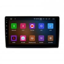 9-дюймовый сенсорный экран HD для мультимедийного плеера FIAT BRAVO 2006+, автомобильный стерео с поддержкой Bluetooth, Wi-Fi, 1080P, видеоплеер