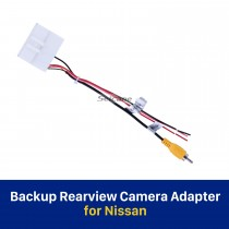 Nissan Резервный адаптер камеры заднего вида