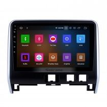 10.1 дюймов 2016 2017 2018 Nissan Serena Android 11.0 HD с сенсорным экраном GPS навигация Радио с Bluetooth USB FM поддержка DVR 3G WIFI Цифровое ТВ DVD-плеер Carplay