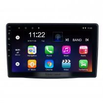 OEM 10,1-дюймовый Android 10.0 для 2012 Fia 500L Radio с сенсорным экраном Bluetooth HD Поддержка системы GPS-навигации Carplay DAB +