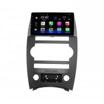 9-дюймовый сенсорный экран HD для 2007-2008 Jeep Commander GPS-навигационная система Автомобильное радио Bluetooth Автомобильный DVD-плеер с поддержкой Wi-Fi DVR