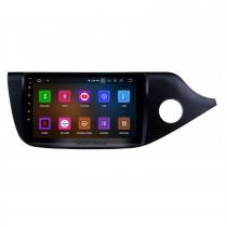 2012 2013 2014 KIA CEED RHD 9-дюймовый мультимедийный проигрыватель Android 11.0 GPS-навигация HD Сенсорный экран Bluetooth Радио WIFI Музыка Поддержка зеркал Ссылка Управление на руле Carplay USB DVD