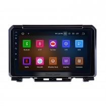 2019 Suzuki JIMNY с сенсорным экраном Android 11.0 9-дюймовый GPS-навигатор Радио Bluetooth Мультимедиа плеер Carplay Music AUX с поддержкой цифрового телевидения 1080P