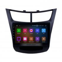 2015 2016 Chevy Chevrolet Новый Парус Android 11.0 9 дюймов GPS-навигация Радио Bluetooth HD Сенсорный экран USB Carplay Музыка поддержка TPMS DAB + DVR OBD2