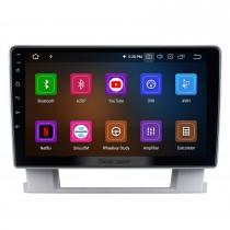 Android 11.0 для 2014 Buick Excelle 9-дюймовый GPS-навигатор с сенсорным экраном Bluetooth HD Поддержка Carplay SWC