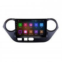2013 2014 2015 2016 HYUNDAI I10 (RHD) 9-дюймовый HD с сенсорным экраном Android 11.0 автомобильный радиоприемник Система GPS-навигации Bluetooth WIFI Mirror Link DAB + Управление на рулевом колесе 1080P видео DVD-плеер