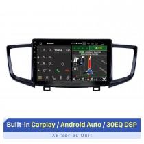 10,1-дюймовый Android 10.0 Radio для 2016-2018 Honda Pilot Bluetooth HD с сенсорным экраном GPS-навигация Поддержка Carplay Резервная камера