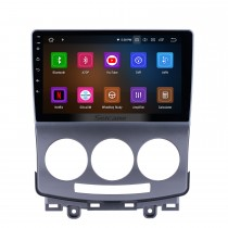 2005-2010 Старая Mazda 5 Android 11.0 1024 * 600 HD Сенсорный экран GPS-навигация Радио Bluetooth 4G WIFI USB OBD2 Aux 1080P Камера заднего вида Зеркало Ссылка
