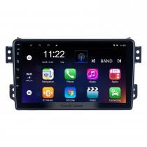 Для 2008-2014 OPEL Agila 2008-2012 SUZUKI Splash Ritz Radio Android 10.0 HD Сенсорный экран 9-дюймовый GPS-навигатор с поддержкой WIFI Bluetooth Carplay DVR